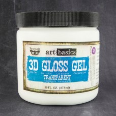 Prima - Art Basics - 3D Gloss Gel - big jar