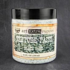 Prima - Art Extravagance - Texture Paste - Black Sand