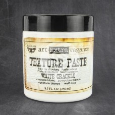 Prima - Art Extravagance - Texture Paste - White Crackle