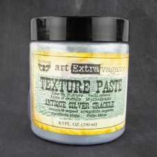 Prima - Art Extravagance - Texture Paste - Antique Silver Crackle