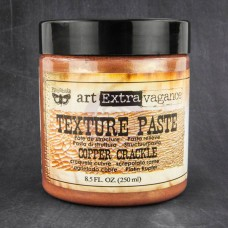 Prima - Art Extravagance - Texture Paste - Copper Crackle