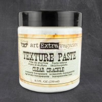 Prima - Art Extravagance - Texture Paste - Clear Crackle
