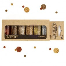 Prima - Art Ingredients - Glitter Set - Luminous