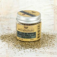 Prima - Art Ingredients - Glass Glitter - Gold Rush