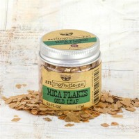 Prima - Art Ingredients - Mica Flakes - Gold Leaf