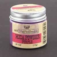 Prima - Art Ingredients - Mica Powder - Purple