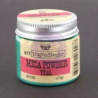 Prima - Art Ingredients - Mica Powder - Teal