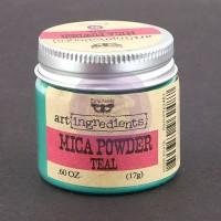 Prima - Art Ingredients - Mica Powder - Teal