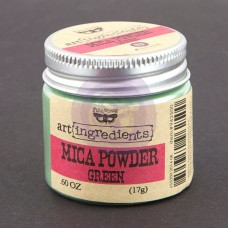 Prima - Art Ingredients - Mica Powder - Green