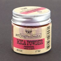 Prima - Art Ingredients - Mica Powder - Copper