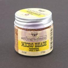 Prima - Art Ingredients - Micro Beads - Copper
