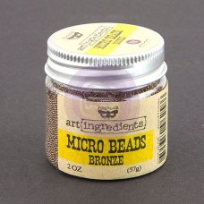 Prima - Art Ingredients - Micro Beads - Bronze