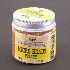 Prima - Art Ingredients - Micro Beads - Pollen