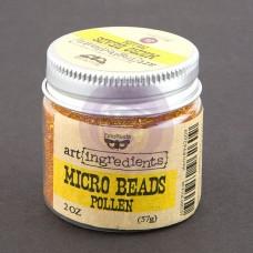 Prima - Art Ingredients - Micro Beads - Pollen