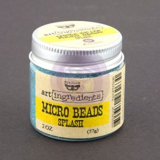 Prima - Art Ingredients - Micro Beads - Splash