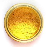 Prima - Art Ingredients - Mica Powder - Sunny Yellow
