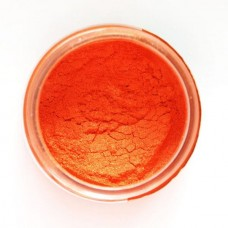 Prima - Art Ingredients - Mica Powder - Tangerine