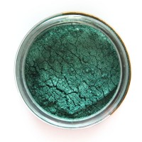 Prima - Art Ingredients - Mica Powder - Bottle Green
