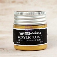 Prima - Art Alchemy - Metallique - Gold Rush