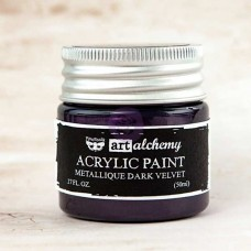 Prima - Art Alchemy - Metallique - Dark Velvet