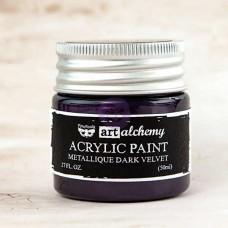 Prima - Art Alchemy - Metallique - Dark Velvet