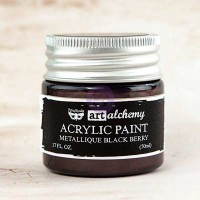 Prima - Art Alchemy - Metallique - Black Berry