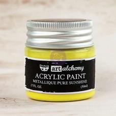 Prima - Art Alchemy - Metallique - Pure Sunshine