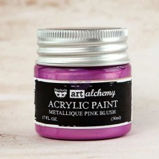 Prima - Art Alchemy - Metallique - Pink Blush