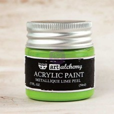 Prima - Art Alchemy - Metallique - Lime Peel