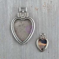 Prima - Mechanicals - Heart Locket Pendants