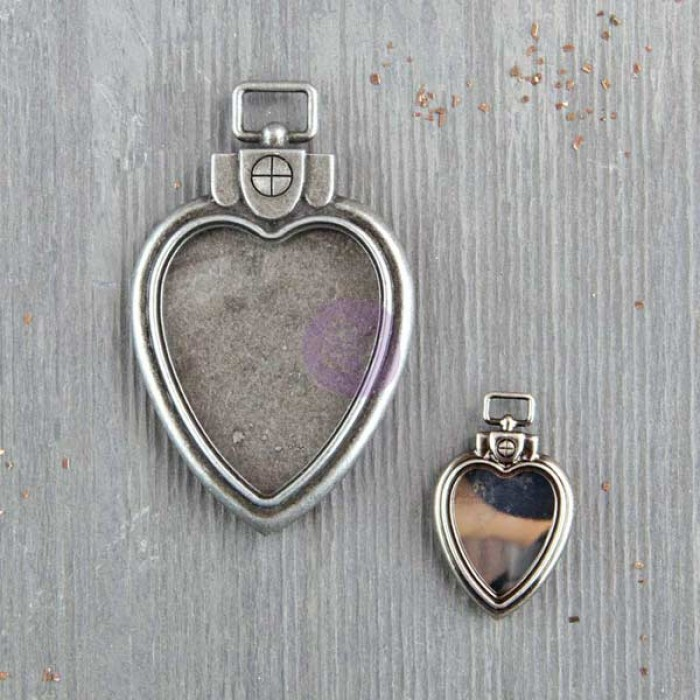 Prima mechanicals heart locket pendants aloadofball Choice Image