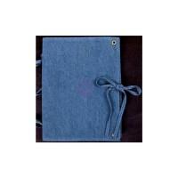 Prima - Vintage Vanity - Denim Journal by Finnabair