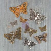 Prima - Mechanicals - Grungy Butterflies