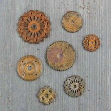 Prima - Mechanicals - Rustic Washers