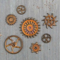 Prima - Mechanicals - Rustic Gears