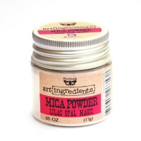 Prima - Art Ingredients - Mica Powder - Lilac Opal Magic