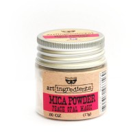 Prima - Art Ingredients - Mica Powder - Peach Opal Magic