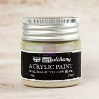Prima - Art Alchemy - Opal Magic - Yellow-Blue