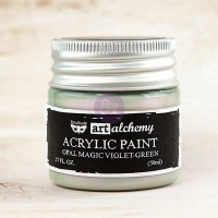 Prima - Art Alchemy - Opal Magic - Violet-Green