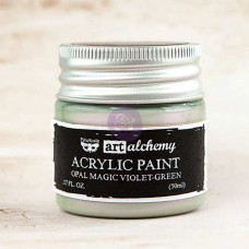 Prima - Art Alchemy - Opal Magic - Green-Violet