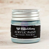 Prima - Art Alchemy - Opal Magic - Blue-Pink