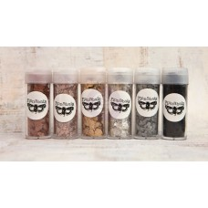 Prima - Art Ingredients - Mica Flakes Set (6 pcs)