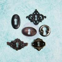 Prima - Junkyard Findings - Key Holes
