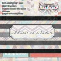 7 Dots Studio - Illumination - pad 6x6
