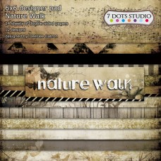 7 Dots Studio - Nature Walk - pad 6x6