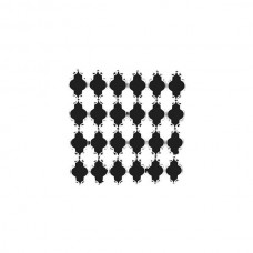 TCW - 6x6 Stencil - Alhambra