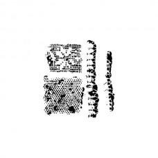TCW - 6x6 Stencil - Tattered Lace