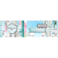 7 Dots Studio - Verano Azul - All Papers