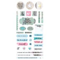 7 Dots Studio - Verano Azul - Elements Stickers