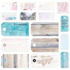 7 Dots Studio - Verano Azul - Tags